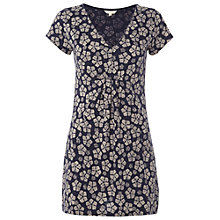 Buy White Stuff Melody Kaftan, Dark Blue Online at johnlewis.com