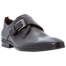 Buy Bertie Restored Leather Monk Shoe Online at johnlewis.com