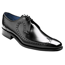 Buy Barker Woody Goodyear Welt Brogue Derby Shoes Online at johnlewis.com
