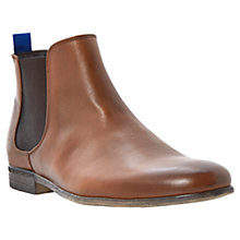 Buy Bertie Modern Leather Chelsea Boots Online at johnlewis.com