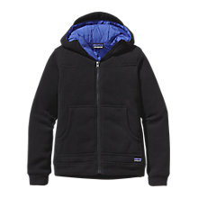Buy Patagonia Women's Better Insulated Fleece Hoodie, Black Online at johnlewis.com