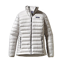 Buy Patagonia Women's Windproof Down Sweater Jacket Online at johnlewis.com