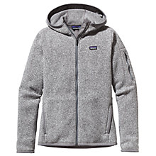Buy Patagonia Better Sweater Fleece Hoodie Online at johnlewis.com