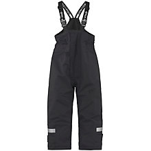 Buy Skogstad Children's Ritz Salopette Trousers, Black Online at johnlewis.com