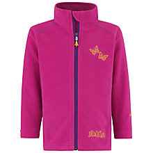 Buy Skogstad Girls' Bakli Microfleece, Pink Online at johnlewis.com