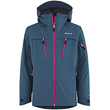 Buy Skogstad Girls' Tverrfjell 3 Layer Jacket, Grey Online at johnlewis.com