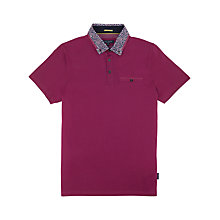 Buy Ted Baker Jessey Polo Shirt Online at johnlewis.com