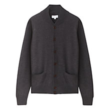 Buy Jigsaw Merino Wool Cardigan Online at johnlewis.com