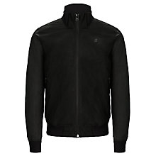 Buy G-Star Raw Mingo Bomber Jacket, Black Online at johnlewis.com