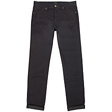 Buy Ted Baker Selprin Slim Denim Jeans, Rinse Denim Online at johnlewis.com