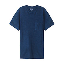 Buy Jigsaw Cotton Pocket T-Shirt Online at johnlewis.com