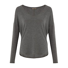 Buy Jigsaw Slouchy Jersey T-Shirt Online at johnlewis.com