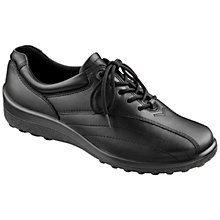 Buy Hotter Made in England Tone EE Extra Wide Fit Leather Shoes Online at johnlewis.com