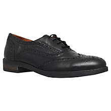 Buy Carvela Lucky Flat Heel Lace Up Brogues Online at johnlewis.com