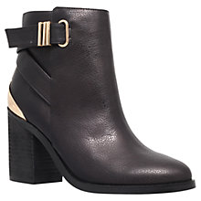 Buy Miss KG Shola High Heel Ankle Boots, Black Online at johnlewis.com