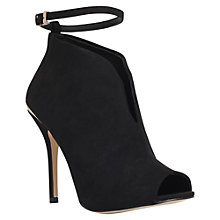 Buy Miss KG Elise High Heel Shoe Boots, Black Online at johnlewis.com