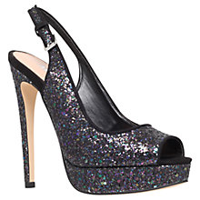 Buy Miss KG Esther Sling Back Stiletto Court Shoes Online at johnlewis.com