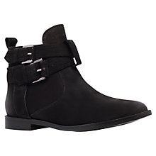 Buy Miss KG Solar Leather Low Heeled Ankle Boots Online at johnlewis.com