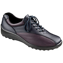 Buy Hotter Made in England Tone Lace Up Leather Shoes Online at johnlewis.com