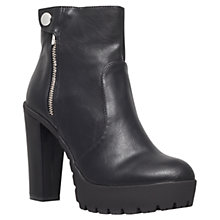 Buy Miss KG Simba Ankle Boots, Black Online at johnlewis.com