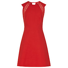 Buy Reiss Nikita Lace Cotton Dress Online at johnlewis.com