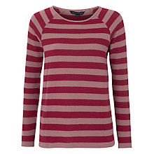 Buy French Connection Coco Stripe Long Sleeve T-Shirt Online at johnlewis.com