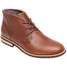 Buy Rockport Ledge Hill Leather Chukka Boots Online at johnlewis.com