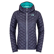 Buy The North Face Thermoball Jacket, Blue Online at johnlewis.com