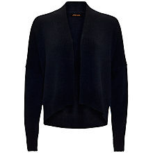 Buy Jaeger Chuck On Cashmere Cardigan, Navy Online at johnlewis.com
