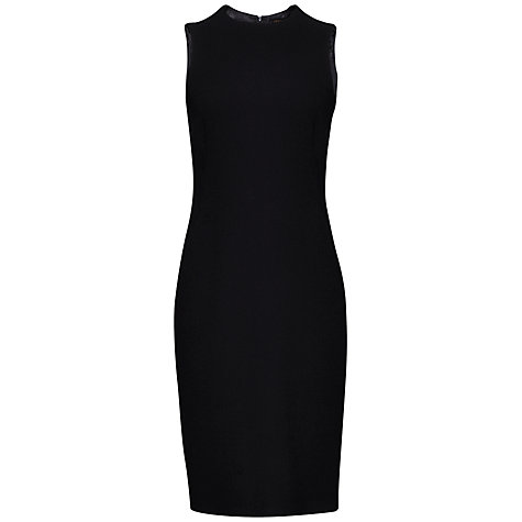 Buy Jaeger Wool Crepe Shift Dress Online at johnlewis.com