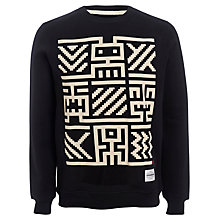 Buy Supremebeing Idol Jumper, Black Online at johnlewis.com