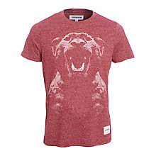 Buy Supremebeing Cotton Panther T-Shirt Online at johnlewis.com
