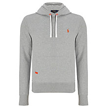Buy Polo Ralph Lauren Jersey Hoodie Online at johnlewis.com