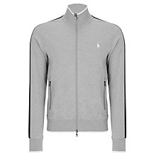 Buy Polo Ralph Lauren Long Sleeve Track Jacket Online at johnlewis.com