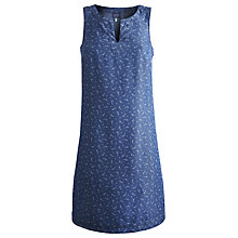 Buy Joules Ariella Dress, Chambray Online at johnlewis.com