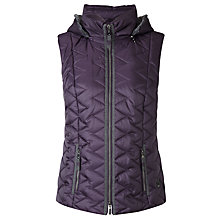 Buy Gerry Weber Hooded Gilet Online at johnlewis.com