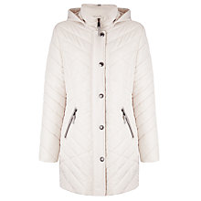 Buy Gerry Weber Hooded Coat Online at johnlewis.com