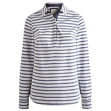 Buy Joules Dorset Top, Blue Stripe Online at johnlewis.com