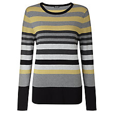 Buy Gerry Weber Stripe Knit, Multi Online at johnlewis.com
