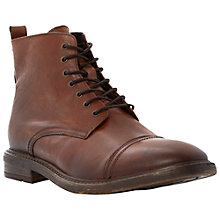 Buy Bertie Combat Toecap Boot Online at johnlewis.com