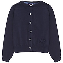 Buy Angel's Face Girls' Diamante Wings Cardigan Online at johnlewis.com