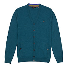 Buy Ted Baker Stennis Wool Mix Cardigan Online at johnlewis.com