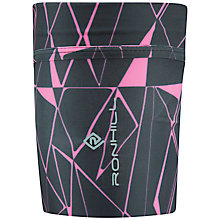 Buy Ronhill Running Stretch Arm Pocket, Black/Pink Online at johnlewis.com