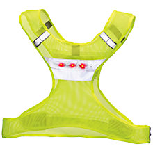 Buy Nathan Lightstreak LED Reflective Vest, Yellow Online at johnlewis.com