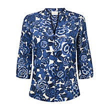 Buy East Marlene Print Shirt Online at johnlewis.com