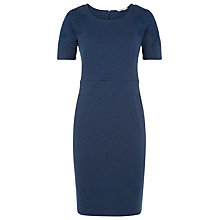 Buy Kaliko Lace Cutwork Dress, Dark Blue Online at johnlewis.com