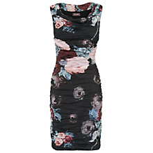 Buy Phase Eight Orla Printed Crush Dress, Multi Online at johnlewis.com