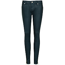 Buy Ted Baker Side Zip Skinny Jeans Online at johnlewis.com