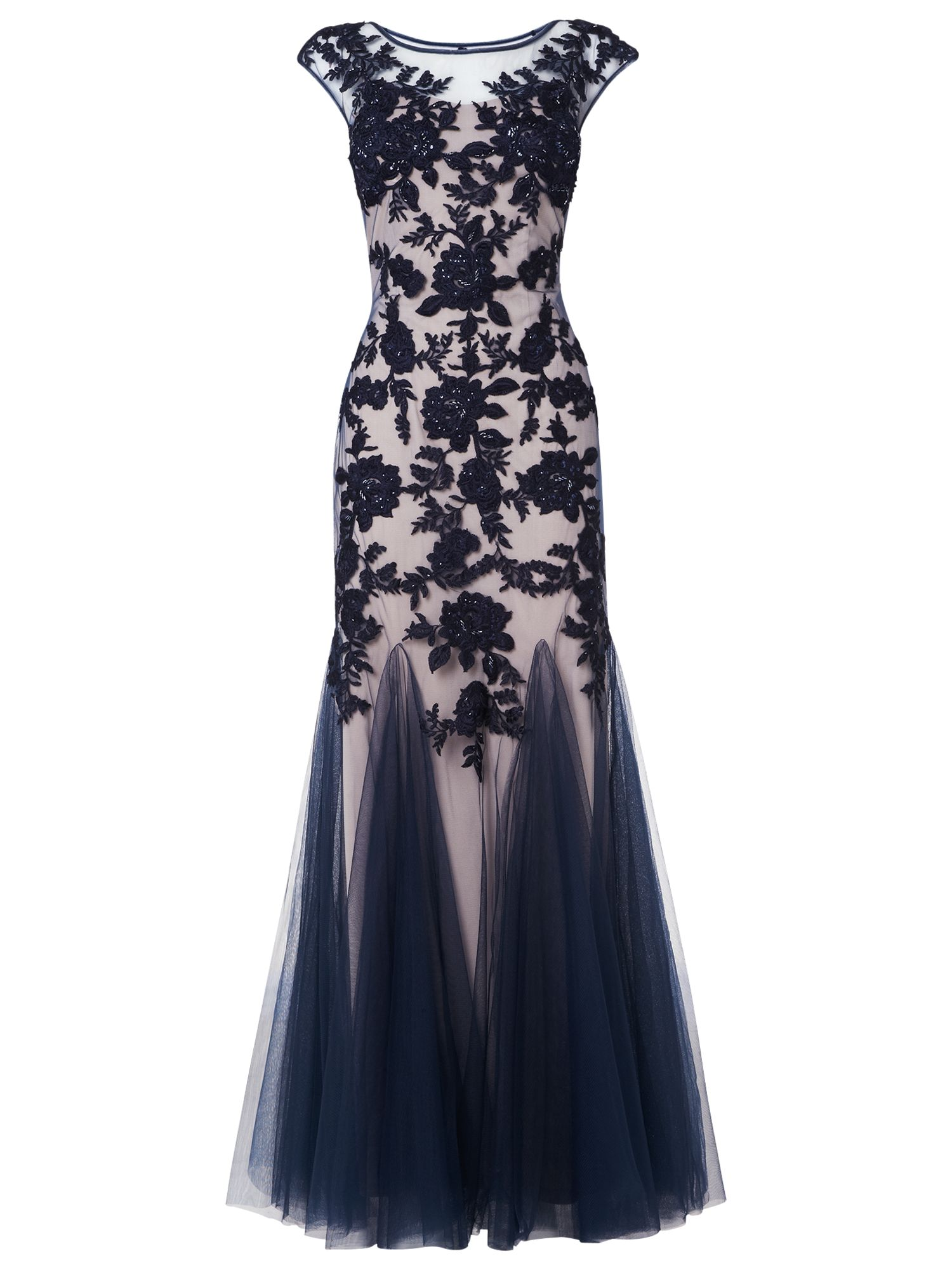 phase eight collection 8 rita tulle floral dress nude/midnight, phase, eight, collection, rita, tulle, floral, dress, nude/midnight, phase eight collection 8, 6|12|10|14|16|8|20|18, women, womens dresses, party outfits, evening gowns, fashion magazine, phase eight, inactive womenswear, special offers, womenswear offers, 20% off full price phase eight, brands l-z, 1601133