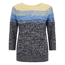 Buy Hobbs Bella Jumper, Multi Online at johnlewis.com